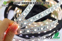 Haut Lumens alimenté par USB Bande LED Bande LED 300LED etanche Ledstrip 5050 pour la décoration