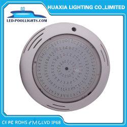 حوض سباحة LED مُثبَّت على السطح بقدرة 10 واط/12 واط/18 واط مقاوم للمياه بتصنيف IP68 RGB خفيف