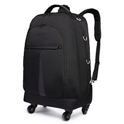 Sacchetto casuale di rotolamento a ruote del pacchetto dello zaino della cassa dei bagagli del taccuino del computer portatile di viaggio d'affari di svago del carrello (CY6910)