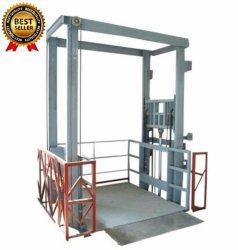 De hydraulische Lift van de Goederen van het Spoor van de Gids paste de Elektrische Lift van de Lading aan