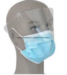 얼굴 방패 귀 루프 반대로 안개 가면을%s 가진 인공호흡기 가면