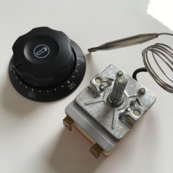 Justierbares EGO 30-200degrees haarartiger Thermostat für elektrischen Ofen