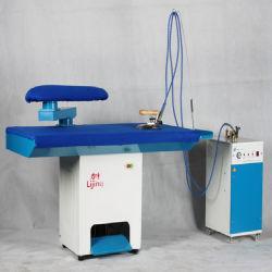 産業衣服の蒸気の吸引の真空のアイロンをかける車いす用テーブル(XTT-A)