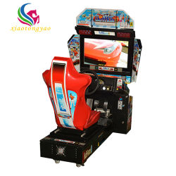 Популярный, запустить видео симулятор с электронным управлением монеты с Racing Car аркадной игры машины