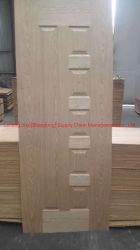 أحدث غرفة خشبية داخلية طبيعية من جلد باب الرماد
