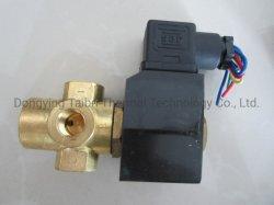 G1/8 сварки 0~0 электромагнитного клапана.8 Мпа и емкостью для воды Арон газа CO2 Электромагнитный клапан электромагнитного клапана