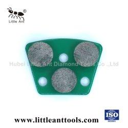 Алмазные инструменты из бетона и каменной плиты шлифования