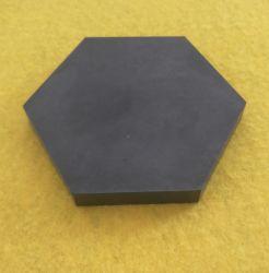 Карбид кремния Sic керамическая броня пуленепробиваемых пластину