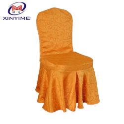 غطاء كرسي فندق بوليستر 100%/غطاء كرسي الولائم/غطاء كرسي الزفاف (XY22)