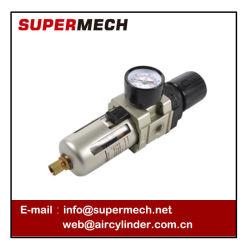 Регулятор воздушного фильтра серии AW модель SMC