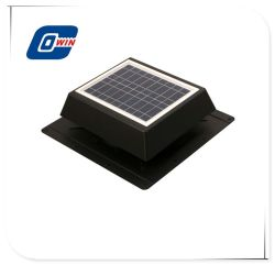 مروحة عادم هواء تعمل بالطاقة الشمسية 10W9in