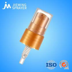 20/410の紫外線コーティングによって着色されるプラスチッククリーム色ディスペンサーポンプ
