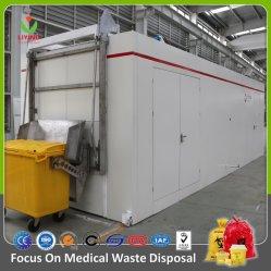 De Sterilisator van het Afval van het ziekenhuis met Verwijdering van het Afval van het Systeem van de Desinfectie van de Microgolf Biomedische Besmettelijke mdu-5