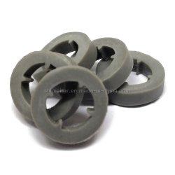 나사 실리콘 편평한 PVC 플라스틱 고무 세탁기