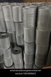 Peso ligero Metal expandido en rollo o en el panel