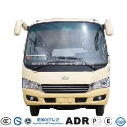 Para uso turístico, de 15 asientos para pasajeros Ankai diésel Mini Bus Van vehículo