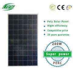 Полимерная 280W 31.2V фотоэлектрических солнечных батарей