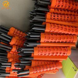 Пластмассовые ограждения снег экран оранжевая сигнальная Net