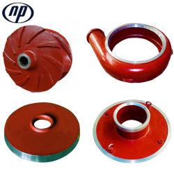 Moulage de pièces de la pompe à lisier et le processus de traitement de chaleur