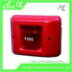 Alarme de Incêndio de combate a sirene de Strobe (HC-F103)