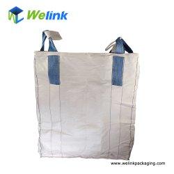Saco de tecido PP FIBC saco plástico grande embalagem Jumbo saco a granel