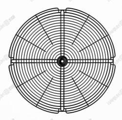 Wacht van de Ventilator van de lucht de Voorwaardelijke voor Ventilator
