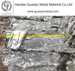 Штампованный алюминий 6063 лома черных металлов в наличии на складе