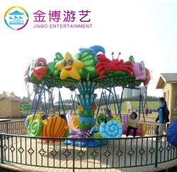 12 مقادات أطفال يطير كرسي تثبيت خارجيّ صغيرة حديثة يستعمل الصين رخيصة داخليّ جدي [أموسمنت برك] عمليّة ركوب