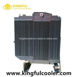 Koeler van Combi van de Staaf van de Plaat van het Aluminium van China de Uitstekende kwaliteit Gesoldeerde voor de Compressor van de Lucht