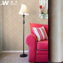 Hotel tejido comercial integrada de proyecto vinilo respaldado Wallcovering
