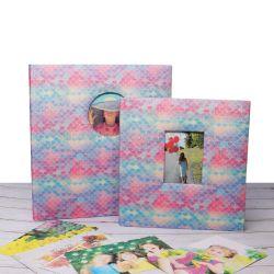Художественные Крышка бумаги свадебный фотоальбом для 5X7 200 фотографий
