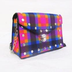 De Handtas van de Vrouwen van het Leer van de manier Dame Messenger Crossbody Bag