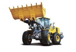 5t передней колесный погрузчик для тяжелого режима работы массы движущихся машин