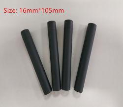 105mm x16mm en plastique haut de la vis du support de tube mixte en plastique pour cartouche
