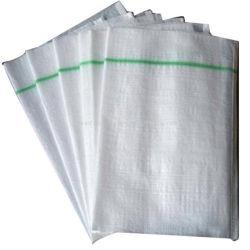 Sacchetto tessuto pp poco costoso della pianura di prezzi da vendere