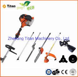 Multi инструмента с помощью цепи пилы, хеджевых триммер, Strimmer, режущий аппарат (52cc, 3 л.с.)