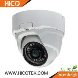 Telecamera CCTV telecamera Sony Starlight telecamera a cupola a infrarossi in metallo impermeabile Prodotti di sorveglianza di sicurezza visione notturna