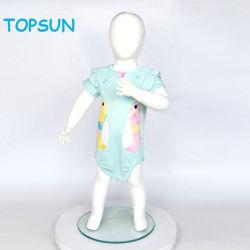 Hotsale Baumwollbaby 100% kleidet kurzer Hülsen-Spielanzug-Säuglingsbaby-Kleidung