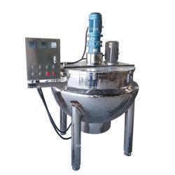 Санитарные из нержавеющей стали промышленных плита давления Кук судна при наклоне чайника в защитной оболочке