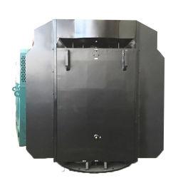 De verticale Motor In drie stadia van de Pomp van de hol-Schacht