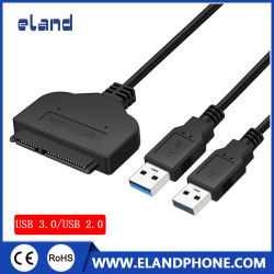 2.5인치 컴퓨터 하드 연결용 USB 3.0-SATA 케이블 디스크