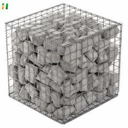 溶接されたガボンケージ / ストーンケージネット / ガボン壁 / ガボンマットレスの価格 / ギャギオン