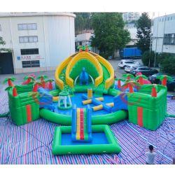 Riesiger erwachsener aufblasbarer Wasser-Park/aufblasbares Wasser-Spielzeug