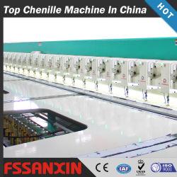 Fossxin cosido en chenilla máquina de bordar informatizada de alta velocidad con la cabeza varios buen precio.