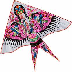 大きいベストセラーの印刷の子供のための従来のつばめ凧