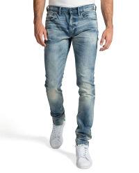 Nouveau style de couleur personnalisée 100% coton hommes Skinny jeans déchirés