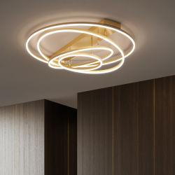 مصباح سقف مرتفع كبير الحجم قلادة ثريا مصباح المصباح