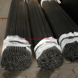 SAE ou AISI GCR15, 52100, 100Cr6, 40Cr ou SAE ou AISI 1045 ou étiré à froid sans soudure laminés à froid Tube en acier de roulement