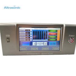 초음파 20kHz 디지털 발전기 초음파 지능형 전기 발전기 자동 주파수 추적 시스템