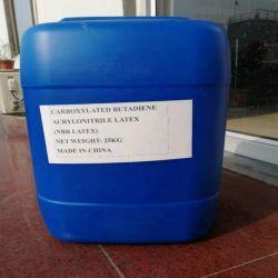 Produto quente látex de borracha Nitrile-Butadiene NBR